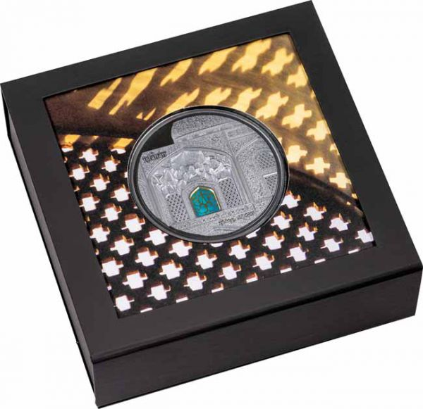 Tiffany Art - Isfahan Black Proof